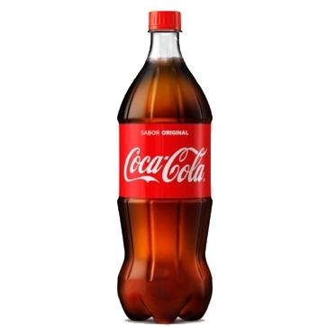 6 bottiglie 1 Litro Pet Coca Cola