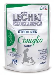 Lechat Excellence sterilized 100 gr bocconcini  c