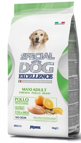 Special dog excellence maxi adult pollo