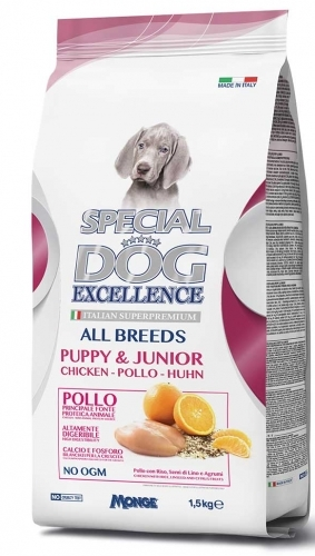 Special dog excellence all breeds puppy  junior p