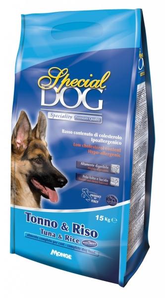 Special dog premium tonno e riso