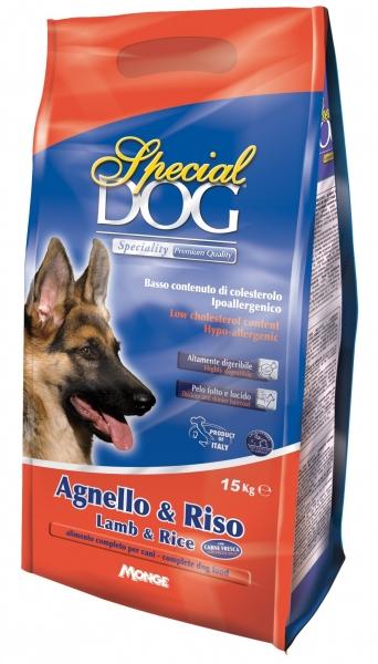 Special dog premium agnello e riso