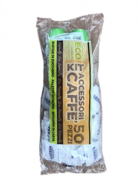 KIT HELLOCASA accessori caffè Bio