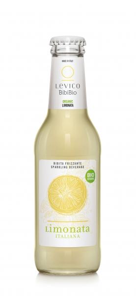4 bottiglie Limonata Italiana Bio LEVICO