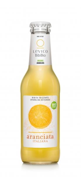 4 bottiglie Aranciata Italiana Bio LEVICO