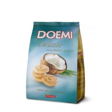Biscotti Doemi  Delizie mini frollini al cocco