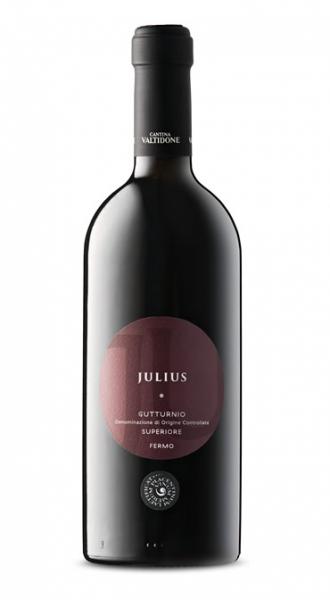 2 bottiglie Julius Gutturnio Superiore Fermo DOC